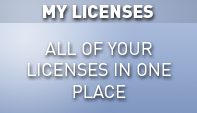 All of Your Licenses in One Place
