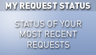Status of Your Most Recent Requests