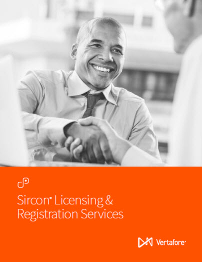 Sircon Licensing and Registration Services