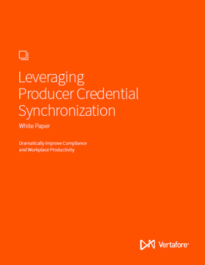 Leveraging Producer Credential Synchronization White Paper