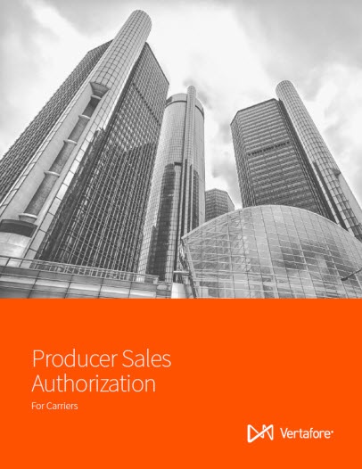 Producer Sales Authorization Brochure