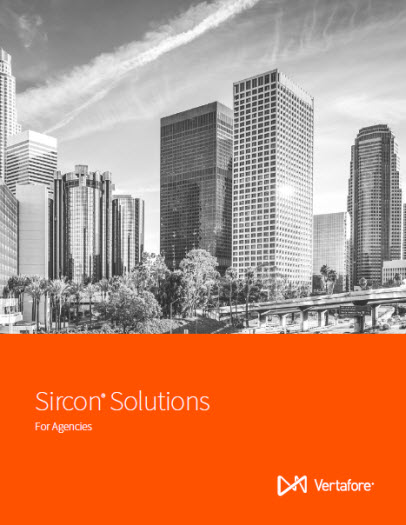 Sircon Agency Solutions Brochure