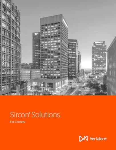 Sircon Carrier Solutions Authorization Brochure