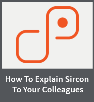 How to Explain Sircon to Your Colleagues